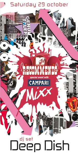 Mtv – Campari Mixx